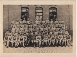 Groupe De Militaires Ou Gendarmes (156 ème R.J. / 5 ème Cie  PRIX FIXE - Guerre, Militaire