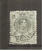 España/Spain-(usado) - Edifil  272 - Yvert  247 (o) - 1889-1931 Reino: Alfonso XIII