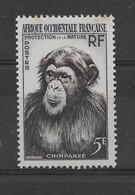 AOF N° 51 De 1955 ** TTBE - Cote Y&T 2015 De 1,84 € - Unused Stamps