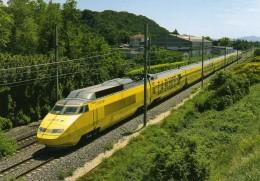 RU 0926 - TGV Postal Vers ANCONE (26) - SNCF - - Trains