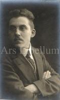 Photo Postcard / Foto / Photograph / Man / Homme / Belgique / Te Identificeren / Unused / W. Hermans (?) - Photographie