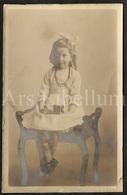 Photo Postcard / Foto / Photograph / Fille / Girl / Unused / England - Photographie