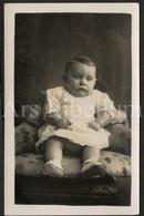 Photo Postcard / Foto / Photograph / Baby / Bébé / Unused / England / Donald Allen / 1929 - Photographie