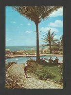 MOZAMBIQUE POSTCARD 1960 Years LOURENÇO MARQUES Hotel Hotels Piscine Swimming Pool AFRICA MOÇAMBIQUE AFRIKA AFRIQUE - Mozambique