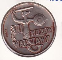 MONEDA DE POLONIA DE 10 ZLOTYCH DEL AÑO 1965  (COIN) PROBA (PRUEBA) - Polonia