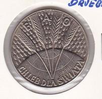 MONEDA DE POLONIA DE 10 ZLOTYCH DEL AÑO 1971 FAO (COIN) PROBA (PRUEBA) - Polonia