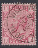 Nr. 38 SC. Ville-Pommeroeul - Coba+12 - 1884 - 1883 Leopold II