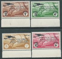 1934 TRIPOLITANIA POSTA AEREA ROMA BUENOS AYRES MNH ** - I36 - Tripolitania