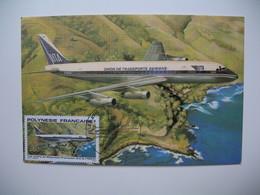 Carte Maximum    Polynésie Française   1979   N°  PA 152 - Cartes-maximum