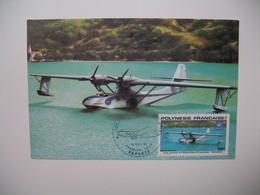 Carte Maximum   Polynésie Française   1980   N°  PA 156 - Cartes-maximum
