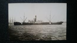 Old Postcard - Denmark, Boat, Ship, Steamboat, H. Pontoppidan Danmark (1920) - Barcos