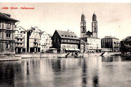 Zurich - Rathausquai - ZH Zurich