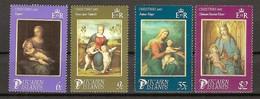 Pitcairn 1985 Yvertn° 260-263 ***  MNH Cote 7,00 Euro Noël Kerstmis Christmas - Timbres