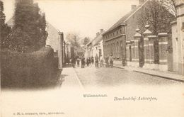 Bouchout : Willemsstraat - Boechout