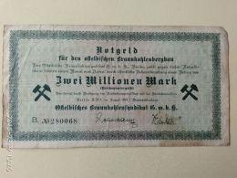 Berlino 2 Milioni Mark 1923 - [11] Emissioni Locali