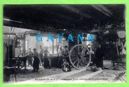 78 BEYNES - Intérieur D'un Atelier De Charronnage - Beynes