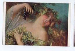 (Peintures Tableaux) 837, Lapina 0997 Salon De Paris, E Deully, La Vigne - Pintura & Cuadros