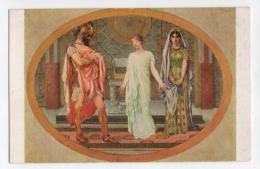 (Peintures Tableaux) 857, Lapina 0886 Manufacture Des Gobelins, L Doucet, Iphigénie - Pintura & Cuadros