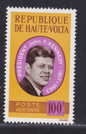 HAUTE-VOLTA AERIENS N°   19 ** MNH Neuf Sans Charnière, TB (D5512) J.F. Kennedy 1964 - Alto Volta (1958-1984)