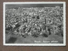 MARSALA - 1958  -  PANORAMA DALL AEREO  - --BELLA  - - Italy