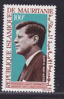 MAURITANIE AERIENS N°   44 ** MNH Neuf Sans Charnière, TB (D5513) Kennedy - Mauritania (1960-...)