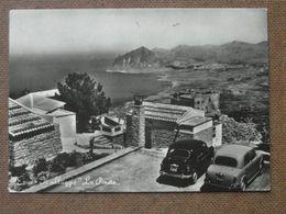 ERICE - VILLAGGIO LA PINETA - 19654 - -AUTO EPOCA    --BELLA  - - Otras Ciudades