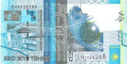 Kazakhstan - Pick 29 - 500 Tenge 2006 - 2015 - Unc - Kazakistan