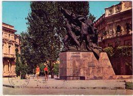 Ukraine. Odessa. Monumento Ai Marinai . VG. - Ucraina