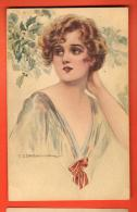 GBL-11 T. Corbella  Jeune Femme  Young Lady. Not Used - Corbella, T.
