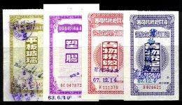 CHINA, Revenues, Used, F/VF - China