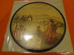 Picture Disc - Echo De Hongrie -  Les Deux Guitares - Orchestre Tzigane Otipep - BIEM - World Music