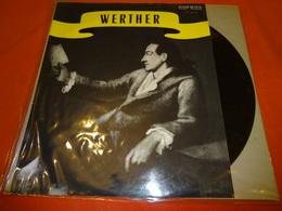 33 T - Werter - Columbia - Oper & Operette