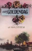 Een Goedendag Uit Maldegem,  (pk43660) - Maldegem