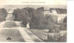 Bruxelles - CPA - Laeken - Le Parc Et Le Palais Royal - Laeken