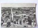 (22) - EN AVION AU-DESSUS DE…LA ROCHE DERRIEN - L' EGLISE - Autres Communes
