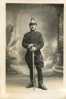 CARTE PHOTO SOLDAT REGIMENT N°29 - Regimente