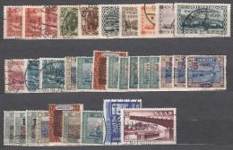 SAAR Stamps Lot - 1920-35 Saargebiet – Abstimmungsgebiet
