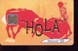 F1196F    HOLA    1  ESPAGNE   02/02   OB  50U - Frankreich