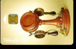 F907   MILDE    TELEPHONE 7   OB  120U - France