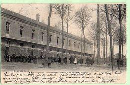 CEMPUIS Près Grandvilliers , 2 CP , Orphelinat Prévost,Bâtiment Scolaire ,cour De Récréation - Frankreich