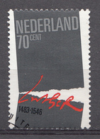 Pays-Bas 1983  Mi.nr: 1240 Geburtstag Von Martin Luther  Oblitérés / Used / Gestempeld - 1980-... (Beatrix)