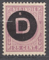Netherlands Indies Dienstmarken 1911 Mi#5 Mint Never Hinged - Nederlands-Indië