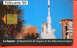F627  GUYANNE PLEUMEUR  12  50U - France