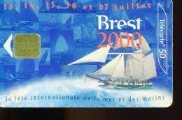 F1064   BREST 2000  50U - Francia