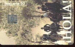 F458   HOLA GARDIANS  50U - Francia