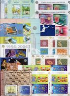 EUROPA-Ausgaben Jugoslawien 18 Blocks A/B ** 525€ Hojitas Blocs S/s Sheets M/s Topics 50 Years Bf CEPT 1956-2006 - Emissions Communes