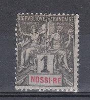 NOSSI BE YT 27 Neuf - Nossi-Bé (1889-1901)