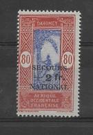 AOF/Dahomey N° 146 De 1941 ** TTBE - Cote Y&T 2015 De 10,35 € - A.O.F. (1934-1959)