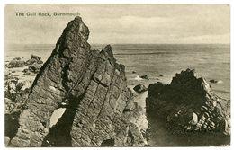 EYEMOUTH : THE GULL ROCK, BURNMOUTH - Berwickshire