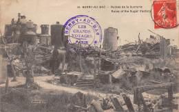 02 - BERRY-AU-BAC - Ruines De La Sucrerie - France